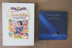 Disney, Walt - Snow White and the Seven Dwarfs - Exclusive deluxe video edition + The Music of Disney - A legacy in song - 3CD + box + book (1992/1994)