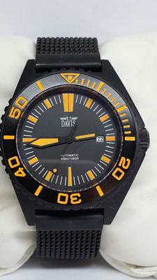 Dvais 1392 automatic diver - wristwatch - as new