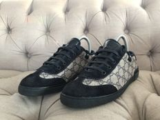 limited edition unisex gucci sneakers size 36/5 like new