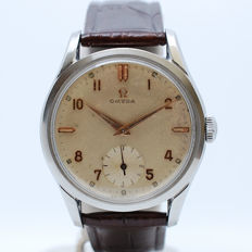 Omega Vintage Oversized Dress Sub-Second Dress Watch - Gent's Watch - 1950's
