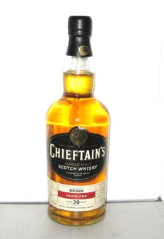 Brora 1982 20 years old  - Highland - 70cl - 46% - Chieftain's