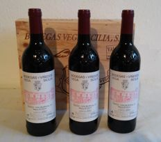 2007 Vega Sicilia, Valbuena 5º year - 3 bottles (75cl) in OWC