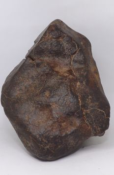 Unclassified NWA, natural patina Meteorite - 13 x 9 x 12cm - 1329.50gm