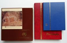 Australia 1942/1993 - Selection of remainders in stock books and sets