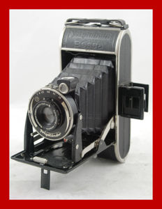 Voigtlander Bessa bellows camera in a very nice condition from 1937