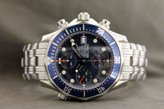 Omega Seamaster Diver 300 M Chronograph – 2004