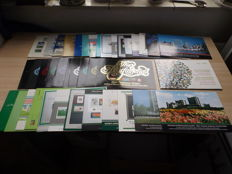 UNO United Nations. Large batch of stamps, FDCs, Gift Sets, letters, cards and more from New York, Vienna and Geneva.