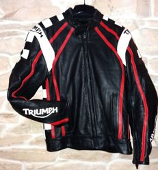Triumph - Leather jacket -  L size