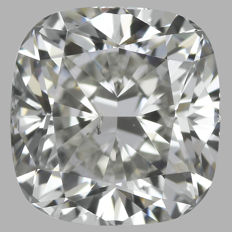 Cushion  Brilliant  1.00ct   G SI1 - EGL USA  -original image-10X serial#560