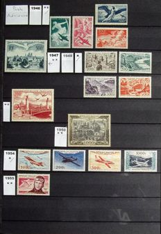 France 1940/1955 - collection