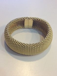 Bracelet in 18 kt/750 yellow gold