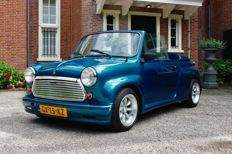Mini Cooper 1000 - Roadster British special - 1981