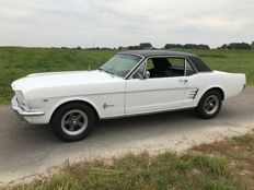 Ford - Mustang 289 cuin V8 (C-Code) - 1966