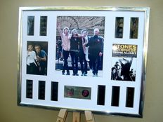 "The Rolling Stones XL framed Film Cell Montage ""Shine A Light"""