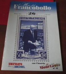 Lot of catalogues, Italian regions, Sassone and others