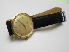 Solid Gold Rotary – Men's wristwatch – 1974 – Swiss Made