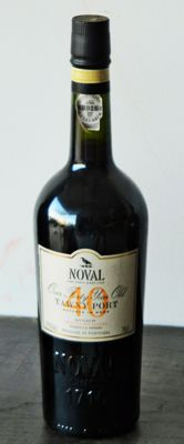40 Years Old Tawny Port  Quinta  do Noval  -   75ci  21%vol  -  bottled in 2001