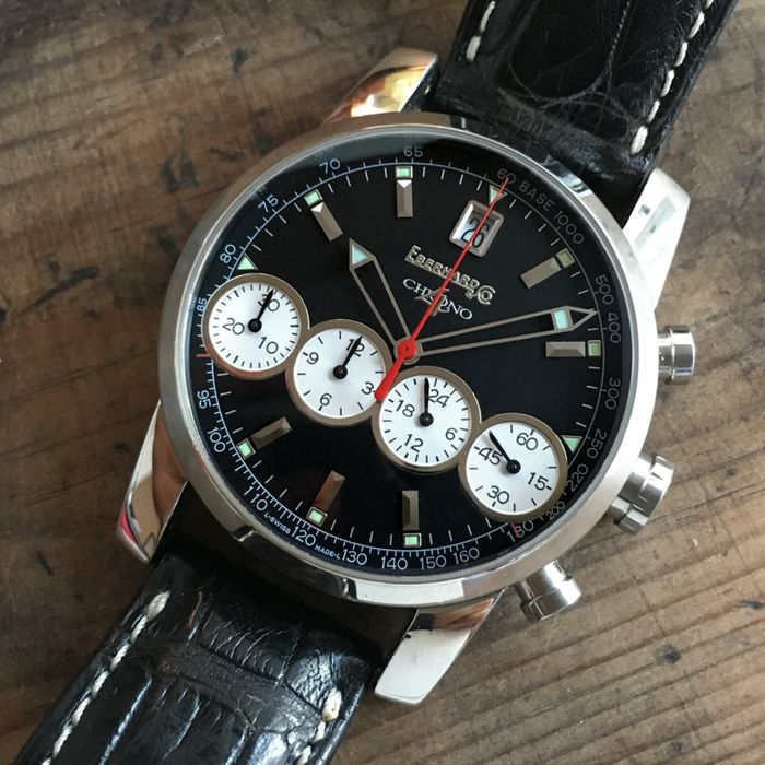 Eberhard & Co Chrono 4  Men´s Watch