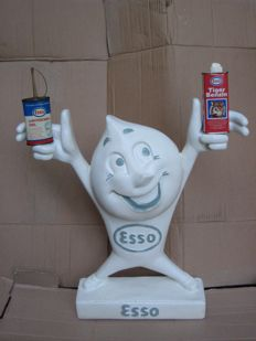 Esso advertising figure, 1960s