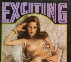 Pornography; Lot with 8 erotic magazines - 1977/1996