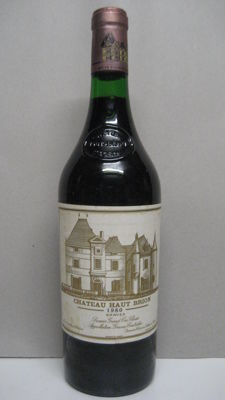 1980 Chateau Haut Brion, Pessac-Leognan 1er Grand Cru Classé – 1 bottle
