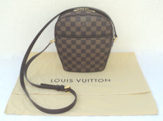 Louis Vuitton - Damier Ebane Canvas Ipanema PM Shoulder Bag