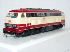 Fleischmann H0 - 4234 - Diesel locomotive BR 218 TEE of the DB