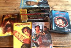Collection Of Army of Darkness / Evil Dead 2 - Comics & Trade Paperbacks - (x25 TPB's / x20 comics - 1st Prints - x45 SC - (2005/2016)