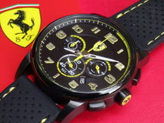 Scuderia Ferrari Heritage chrono - Wristwatch - New