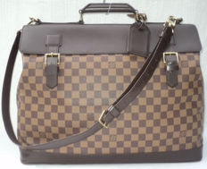 Louis Vuitton - Damier Ebene West End PM Travel Bag
