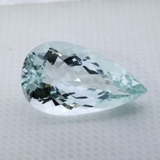 Aquamarine - 5.92 ct