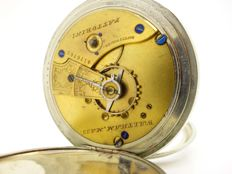A.W.Co Waltham Antique Pocket Watch 1880's
