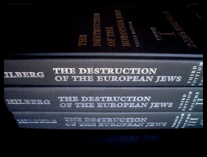 Jodenvervolging; Raul Hilberg - The Destruction of the European Jews - 3 delen - 2003