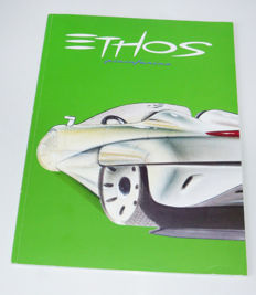 "This Pininfariana ""Ethos"" lot covers alle three experimental car projects:  ""Ethos"" 1992, ""Ethos 2"" 1993 and ""Ethos 3"" 1994. All in perfect quality."