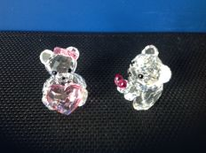 Swarovski - Kris Bear Hand-kiss - Kris Bear Just for You.