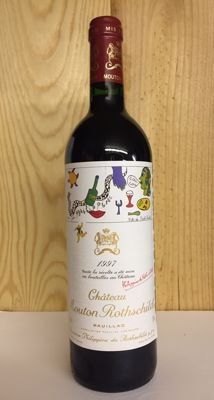 1997 Chateau Mouton Rothschild, Pauillac 1er Grand Cru Classé - 1 bottle (75cl)