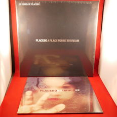 """Placebo – Collector's very limited editions of """"A Place For Us To Dream"""" & """"B3 EP"""" vinyls MINT AND SEALED"""