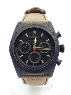 Tudor Fastrider Blackshield - Men's wristwatch