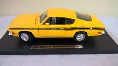 Road Legends - Scale 1/18 - Plymouth Barracuda 1969 - Edition of 1999