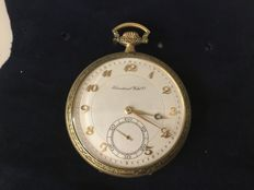 Chronomètre International Watch Co pocket watch - ca. 1900