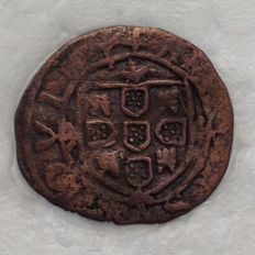 Portugal - Monarchy - D. Afonso V (1438 - 1481) - Ceitol - above average - Rare in this condition