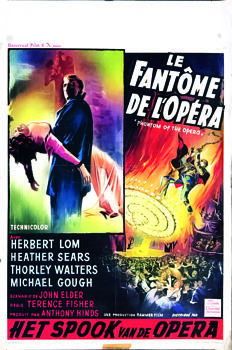 Anonymus - Le Fantome de l'Opera [Terence Fisher] - 1962.