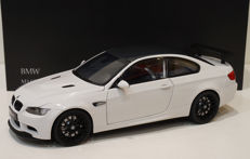 Kyosho - Scale 1/18 - BMW E92 M3 GTS - White