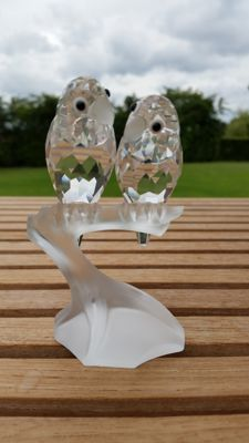 Swarovski - annual edition the Lovebirds