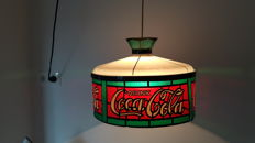 Coca Cola hanging lamp
