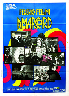 Anonymous-Amarcord [Federico Fellini] - 1970s.