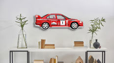 Halmo Collection - MItsubishi Lancer EVO 5 plexiglass model