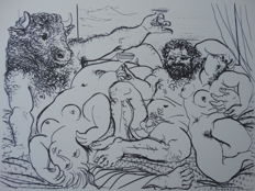 Pablo Picasso (after) - Suite Vollard