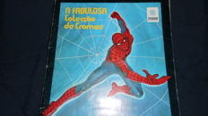 Variant Panini - Spider Man and the Fantastic Four (1979) - Full Album.