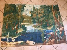 Aubusson style tapestry, France, twentieth century